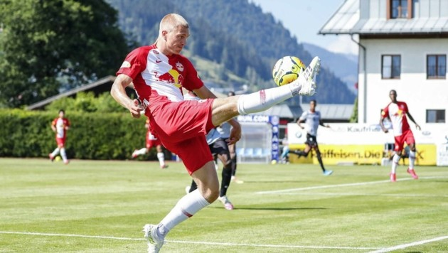 Endlich wieder fit: Rasmus Kristensen will in der neuen Saison durchstarten.