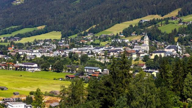 Die Ausfahrt aus Radstadt und Bad Hofgastein ist nur mehr mit negativem Corona-Test möglich. (Bild: GERHARD SCHIEL)