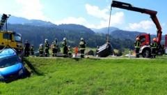 (Bild: Feuerwehr Pruggern)