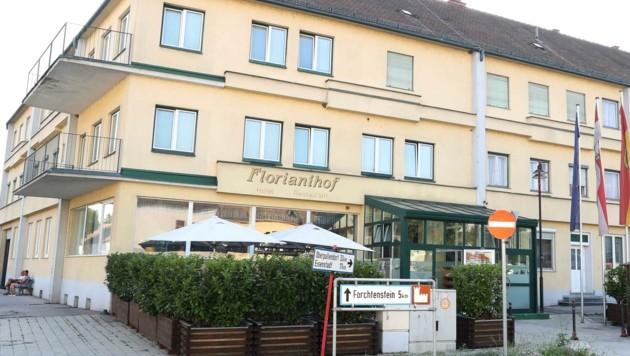 """Das """"Aus"""" der Commerzialbank reißt auch den Florianihof in Mattersburg mit. Das Hotel musste nun Insolvenz anmelden."""