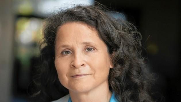 Michaela Haller leitet das Lesezentrum Steiermark