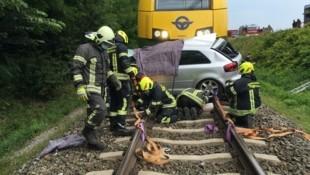 (Bild: APA/Feuerwehr Steinbrunn)