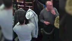 Die Täter bei einem Diebstahl (Bild: LPD NÖ, krone.at-Grafik)
