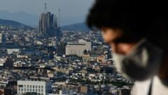 Lockdown und Home-Office haben in Spanien zu Verschiebung der Wohnungsnachfrage geführt. (Bild: AFP/Pau BARRENA)