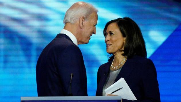 Der demokratische Präsidentschaftskandidat Joe Biden hat nun seine lange hinausgezögerte Entscheidung getroffen. Er geht mit Ex-Staatsanwältin und Senatorin Kamala Harris ins Rennen ums Weiße Haus.