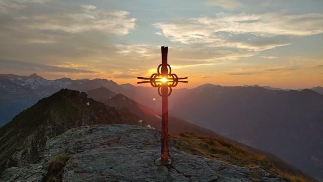 Am Kareck (2481 Meter hoch) ist das Sterne-Schauen sehr imposant. (Bild: Holitzky Roland)