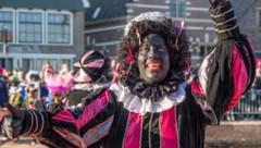 """Zwarte Piet"" (Bild: The Associated Press)"