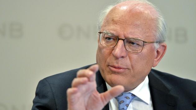Ex-Nationalbankpräsident Raidl
