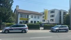 Raiffeisenbank Liefering, Raubüberfall (Bild: Markus Tschepp)
