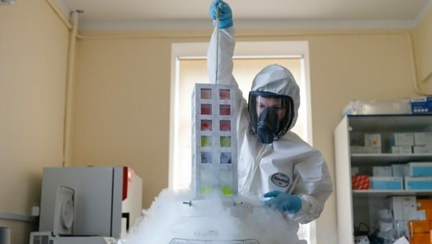 Während Russland nun bald mit dem Impfen beginnen wird, geht die Suche in anderen Staaten weiter.