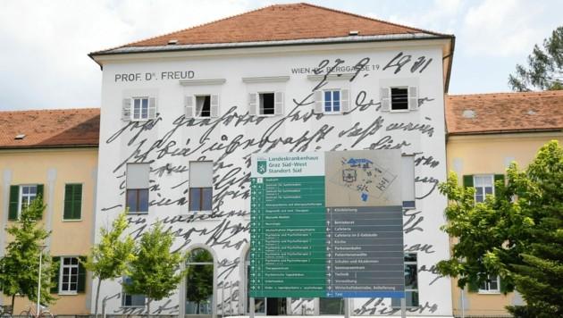 Tuberkulose-Alarm im ehemaligen LSF in Graz