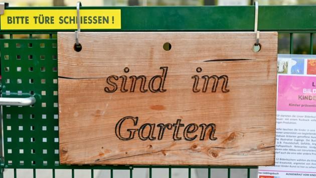 Kindergarten Edeltraud Hoferstrasse Linz Grüne Mitte