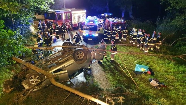 (Bild: Freiwillige Feuerwehr Wellersdorf)
