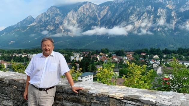 Nach 36 Jahren in der Gemeindepolitik hört Erich Kessler auf