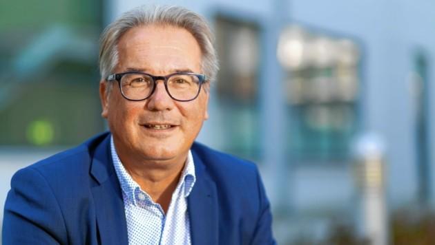Peter Gspaltl, langjähriger Bürgermeister von Grambach und nun ziemlich enttäuschtes SPÖ-Parteimitglied.