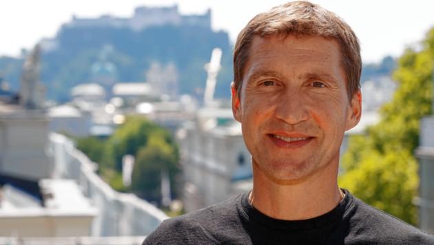 """Franz Fuchsberger ist Gründer von """"Fairkabeln""""."""