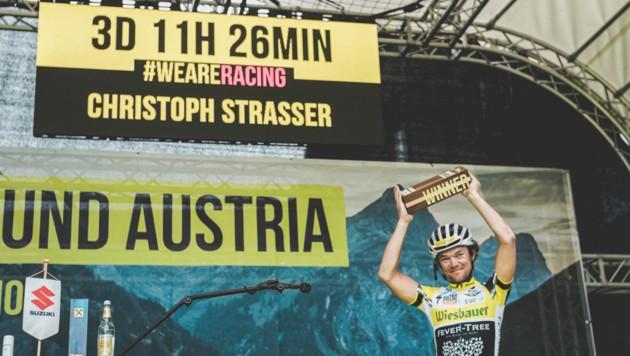 Sieg für Christoph Strasser