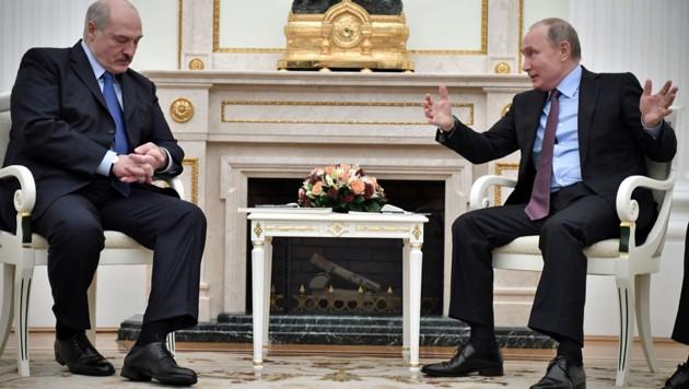 (Bild: APA/AFP/POOL/ALEXANDER NEMENOV)