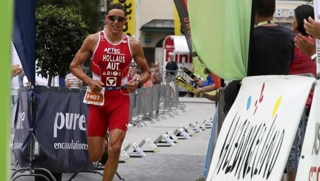 Lukas Hollaus verteidigte seinen Titel aus dem Vorjahr erfolgreich.