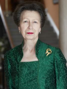Zum 70. Geburtstag von Prinzessin Anne veröffentlichte der Palast drei Fotos. (Bild: AP)