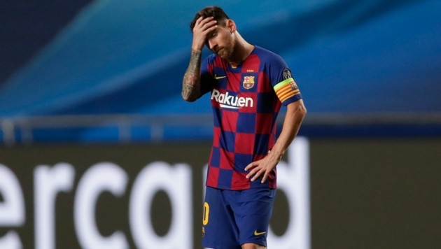 Lionel Messi (Bild: APA/AFP/POOL/Manu Fernandez)