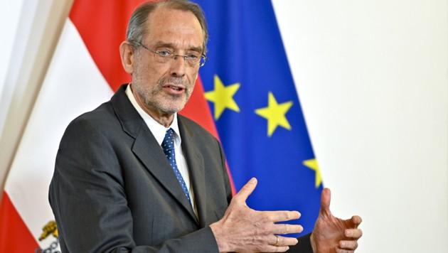 Bildungsminister Heinz Fassmann (Bild: APA/HERBERT NEUBAUER)