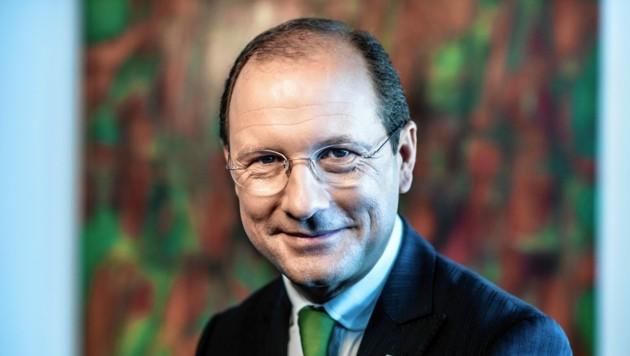 Urs Harnik, Pressesprecher der Energie Steiermark.
