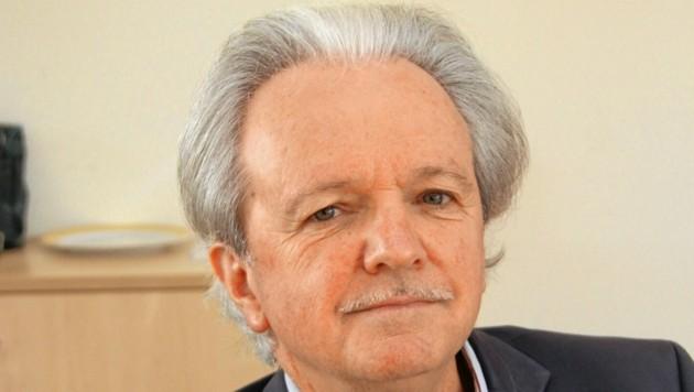Johannes Gepp, Präsident des steirischen Naturschutzbundes.