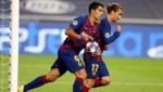 Luis Suarez (li.) und Antoine Griezmann (Bild: AP)