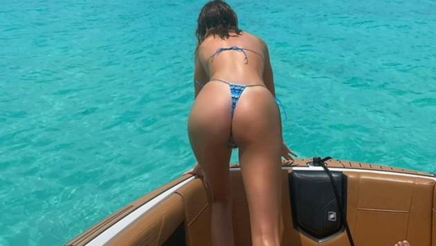 Kendall Jenner (Bild: instagram.com/kendalljenner)