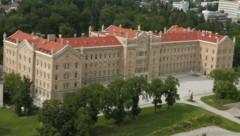 Die Martinkaserne (Bild: Militärkommando Burgenland)