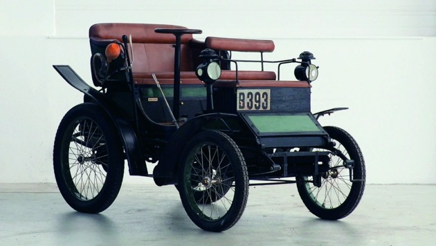 Peugeot Type 26