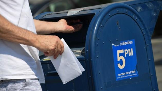 Der Streit um die Sparmaßnahmen der US-amerikanischen Post ist zum bestimmenden Wahlkampfthema geworden.
