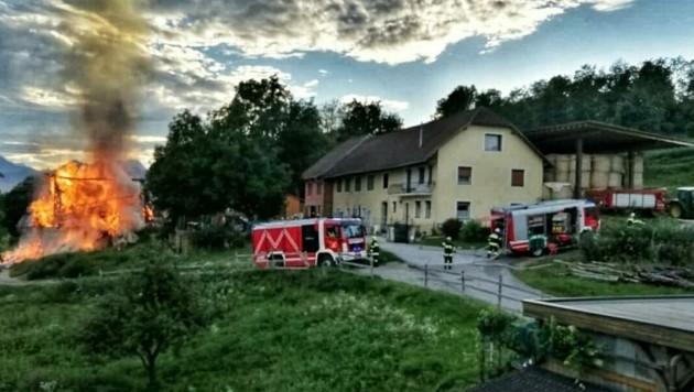 (Bild: FF Köttmannsdorf)