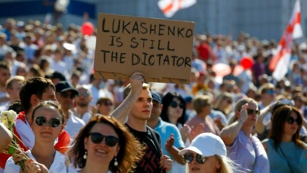 (Bild: AP/Sergei Grits)
