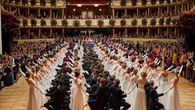 Veranstaltungen wie der Opernball stehen auf der Kippe.