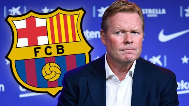 (Bild: APA/AFP/Josep LAGO, FC Barcelona)