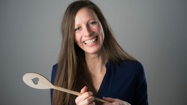 Cornelia Diesenreiter gründete 2016 Unverschwendet.