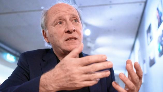 Regisseur Robert Dornhelm (Bild: APA/Georg Hochmuth)