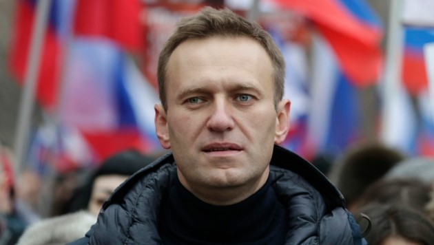 Alexej Nawalny (Bild: AP/Pavel Golovkin)