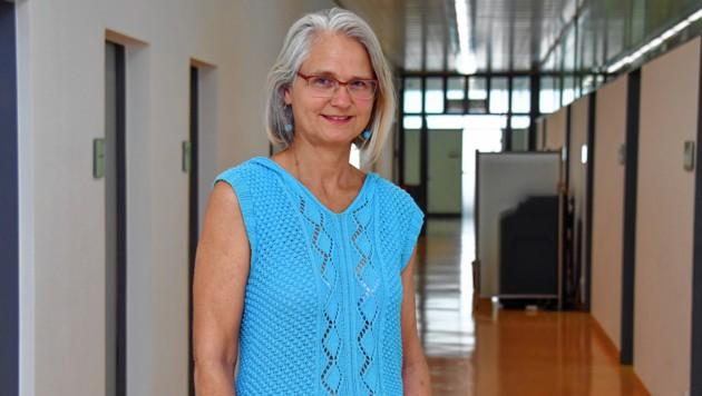 Gerda Ferch-Fischer (53) kann nach dem schmerzhaften Vorfall im Wörthersee wieder lachen.