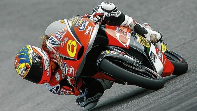 María Herrera fuhr vier Jahre Moto3, wechselte 2019 in die MotoE-Klasse.