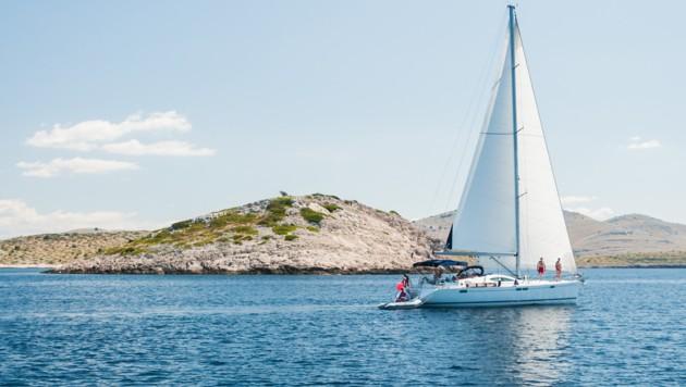 Die Inselgruppe der Kornaten lockt viele Jachturlauber nach Kroatien. (Bild: stock.adobe.com)