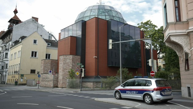 Synagoge in Graz (Bild: APA/Erwin Scheriau)