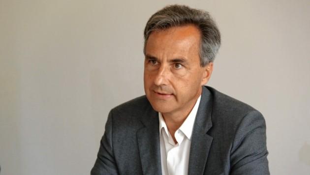 Siegfried Nagl, Bürgermeister von Graz (Bild: Christian Jauschowetz)