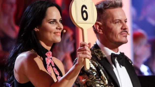 """Die Promi-Jurorin Nicole Hansen wird bei der kommenden Staffel von """"Dancing Stars"""" nicht dabei sein. (Bild: APA/ORF/HANS LEITNER)"""