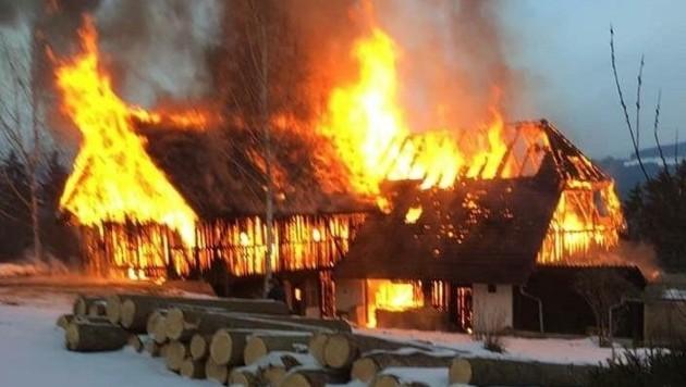 Eine Brandserie in einem Ort beschäftigte das Gericht.