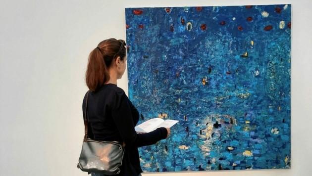 Für das Lentos Museum, eines der wichtigsten Museen für zeitgenössische und moderne Kunst in Österreich, braucht man Zeit. (Bild: Susanne Zita)