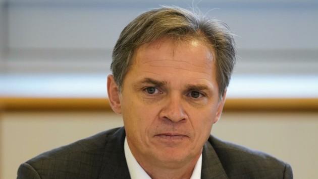 Peter Jungreithmair, Chef Welser Christkind GmbH