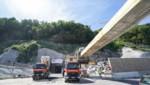 Baustelle Westring (Bild: Markus Wenzel)